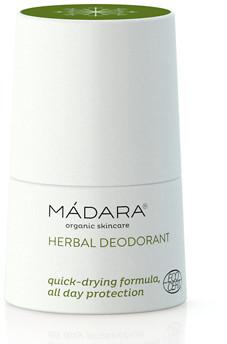 Madara Organic Herbal Deodorant Roll On 50ml