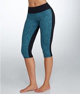 Hard Tail Supplex Heathered Front Capri