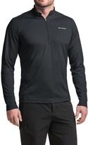 Columbia Midweight II Base Layer Top - Zip Neck, Long Sleeve (For Men)