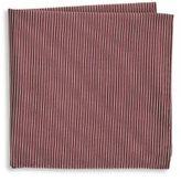 Armani Collezioni Dark Hued Silk Pocket Square