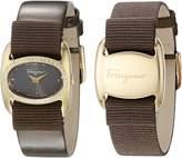 Salvatore Ferragamo Women's FIE050015 VARINA Analog Display Quartz Watch