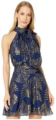 Rachel Zoe Zuri Dress (Dark Sapphire) Women's Dress