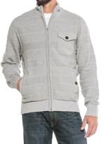 Vintage 1946 Full-Zip Cardigan Sweater (For Men)
