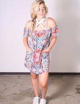 Tysa Flirt Dress In Looking Glass