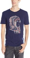 Lucky Brand Men's Indian Head Tee