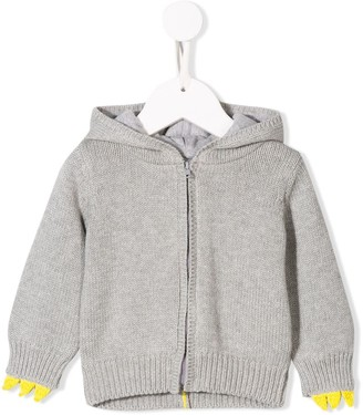 Stella McCartney Knitted Zip-Up Jacket