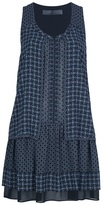 Proenza Schouler geometric print sleeveless dress