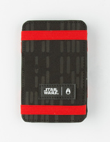 Nixon STAR WARS x Darth Vader Magic Wallet