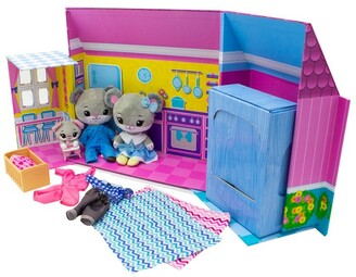 Imports Dragon Tiny Tukkins Play House Playset