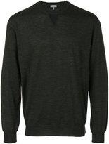 Lanvin crew neck jumper - men - Wool - S