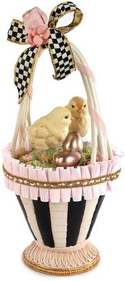 Mackenzie Childs MacKenzie-Childs Macaron Chick Basket