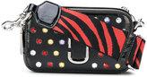 Marc Jacobs Crystal Snapshot camera bag