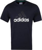 Adidas Originals Equipment Navy Jersey Short Sleeve T-shirt