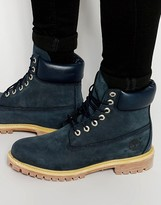 Timberland Icon 6 Inch Leather Premium Boots