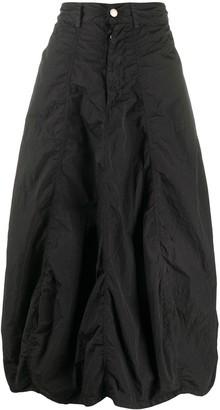 Andrea Ya'aqov Full Shape Midi Skirt