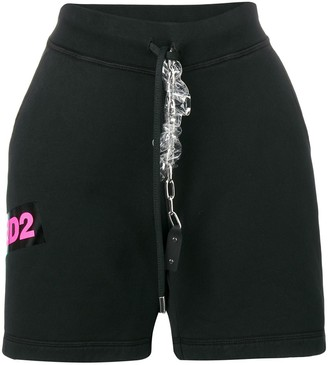 DSQUARED2 Jersey Shorts