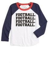 Chaser Boy's Football T-Shirt
