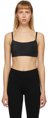 Calvin Klein Underwear Black Jersey Bralette