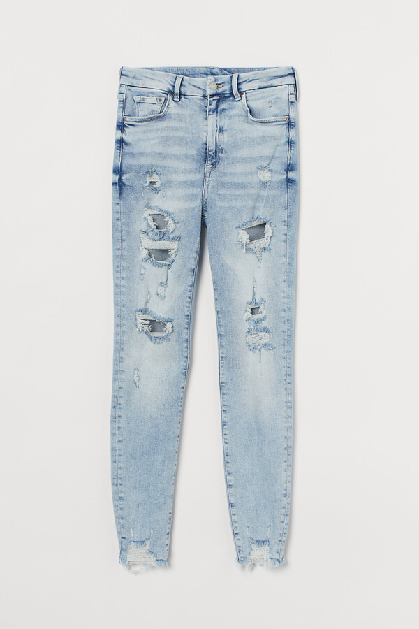 Thumbnail for your product : H&M Embrace High Ankle Jeans