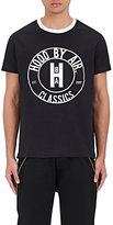 "Hood by Air Men's ""HBA Classics"" Jersey T-Shirt-BLACK"