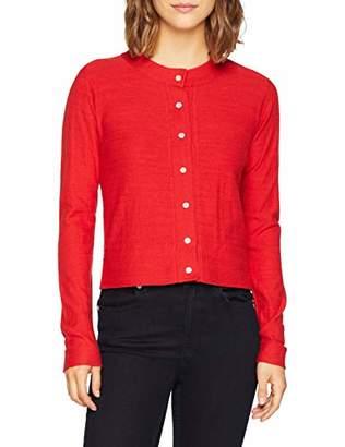 Noa Noa Women's Basic Cotton Cashmere Cardigan,M