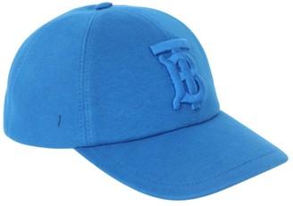 Burberry Blue Tb Jersey Baseball Cap