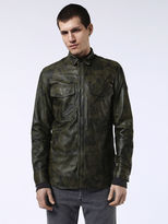 Diesel DieselTM Leather jackets 0DAOS