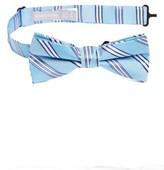 Nordstrom Boy's Stripe Silk Bow Tie
