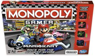 Hasbro Games Monopoly Gamer Mario Kart