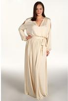 Rachel Pally Plus - Plus Size Neptune Dress (Cream) - Apparel