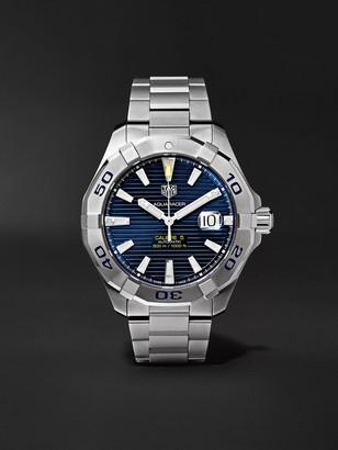 Tag Heuer Aquaracer Automatic 43mm Steel Watchaquaracer Automatic 43mm Steel Watch, Ref. No. Way2012.ba0927