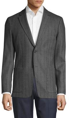 Theory Slim-Fit Wool Blend Jacket