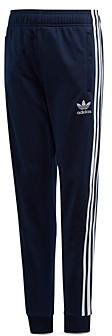 adidas Unisex Trefoil Tricot Track Pants - Little Kid, Big Kid