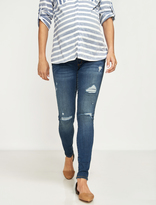 A Pea in the Pod Luxe Essentials Denim Addison Skinny Maternity Jean