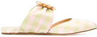 Chloe Gosselin Nataysha 20mm slippers