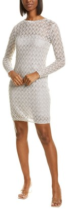 Missoni M Crew Neck Sheath Dress