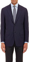 Kiton Men's KB Drop 8 Two-Button Sportcoat-NAVY