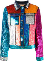 Night Market 'Rando' sequin jacket
