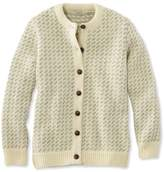 L.L. Bean 1912 Heritage Sweater, Bird's-Eye