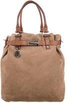 Lanvin Kentucky Canvas Bag