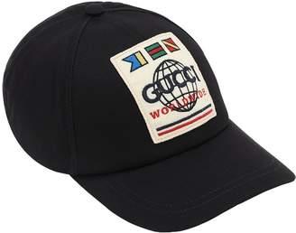 Gucci International Baseball Hat