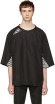 Yang Li Black Tunic Pop T-shirt