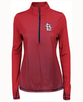 Majestic Women's St. Louis Cardinals Believe & Succeed Pullover