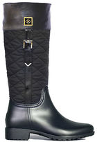 dav Coventry Quilted Rain Boots