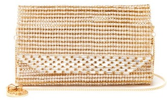 Rosantica Rossana Crystal-embellished Shoulder Bag - Womens - Crystal