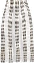 Lemlem Biftu cotton-blend jacquard skirt