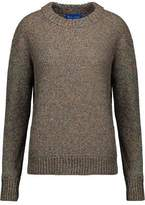 MiH Jeans Twister Cotton-Blend Sweater