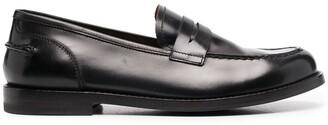 Alberto Fasciani Penny slip-on loafers