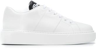 Prada Tonal Logo Sneakers