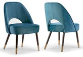 Everly Swind Upholstered Dining Chair Quinn